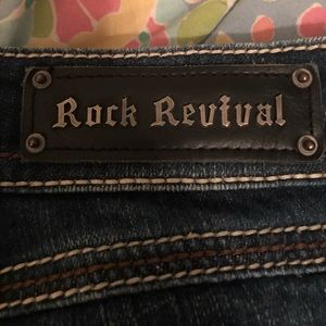 Rock Revival Debbie boot jeans, size 29